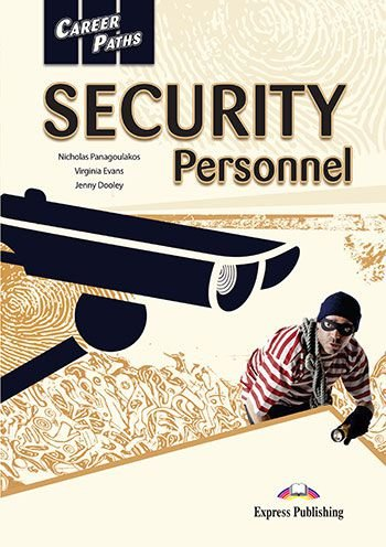 CAREER PATHS SECURITY PERSONNEL (ESP) STUDENT'S BOOK WITH DIGIBOOK APP.