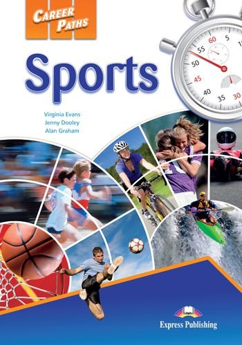 CAREER PATHS SPORTS (ESP) STUDENT'S BOOK (WITH DIGIBOOK APP)