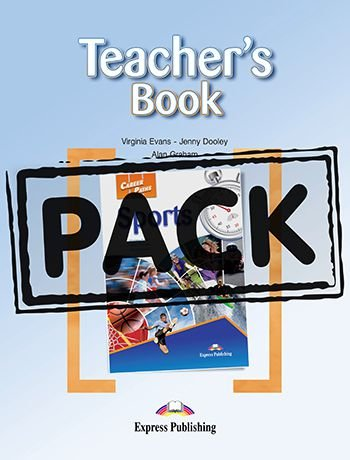 CAREER PATHS SPORTS (ESP) TEACHER'S PACK (WITH DIGIBOOK APP.)