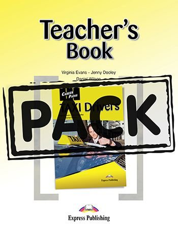 CAREER PATHS TAXI DRIVERS (ESP) TEACHER'S PACK 2 (US VERSION) WITH DIGIBOOK APP.