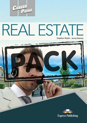 CAREER PATHS REAL ESTATE (ESP) TEACHER'S PACK (With T's Guide & DIGIBOOK APP.)