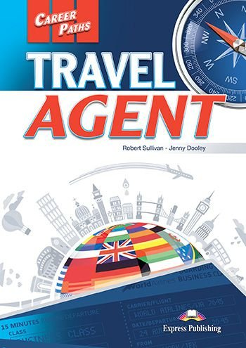 CAREER PATHS TRAVEL AGENT (ESP) STUDENT'S BOOK WITH DIGIBOOK APP.