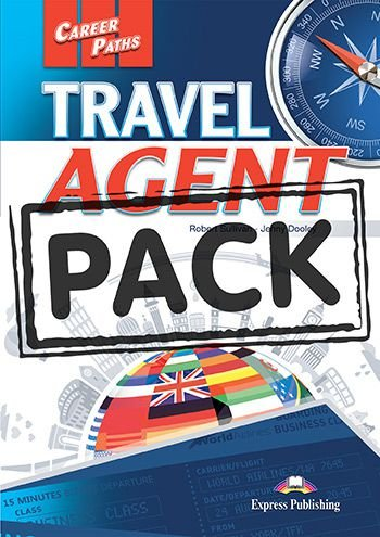 CAREER PATHS TRAVEL AGENT (ESP) TEACHER'S PACK (With T's Guide & DIGIBOOKS APP.)
