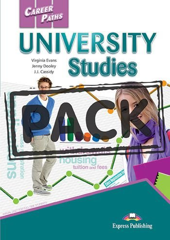 CAREER PATHS UNIVERSITY STUDIES (ESP) TEACHER'S PACK (SB + TB + CDs & DIGIBOOK APP.)