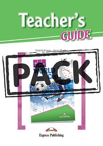 CAREER PATHS WORLD CUP (ESP) TEACHER'S PACK (With T's Guide & DIGIBOOKS APP.)