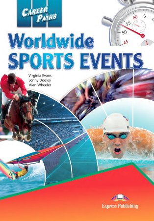 CAREER PATHS WORLDWIDE SPORTS EVENTS (ESP) STUDENT'S BOOK WITH DIGIBOOK APP.