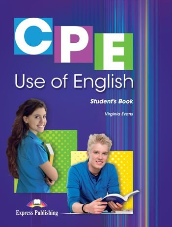 CPE USE OF ENGLISH 1 FOR THE REVISED CAMBRIDGE PROFICIENCY S'S BOOK (NEW)