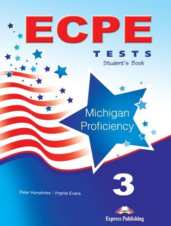 ECPE 3 TESTS FOR THE MICHIGAN PROFICIENCY STUDENT'S BOOK (NEW) (WITH DIGIBOOKS APP.)