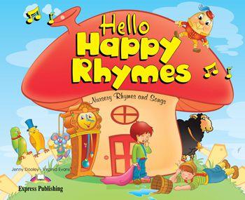 HELLO HAPPY RHYMES BIG STORY BOOK (INTERNATIONAL)