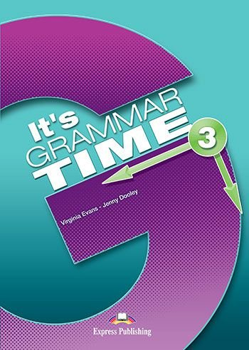 IT's GRAMMAR TIME 3 STUDENT'S BOOK (WITH DIGIBOOK APP) (INTERNATIONAL)