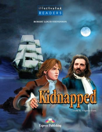 KIDNAPPED READER (ILLUSTRATED - LEVEL 4)