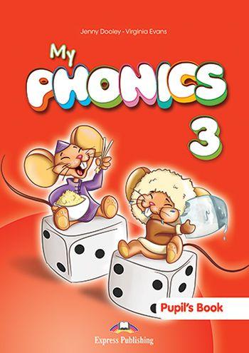 MY PHONICS 3 PUPIL
