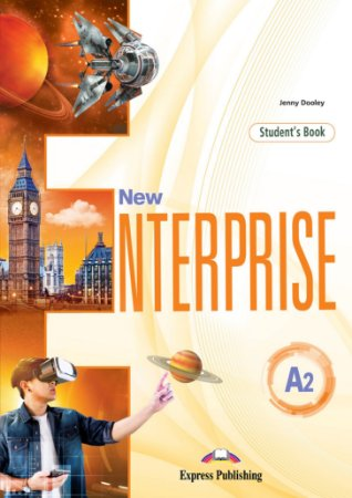 NEW ENTERPRISE A2 STUDENT'S BOOK (WITH DIGIBOOK APP.)
