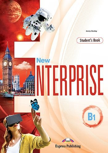 NEW ENTERPRISE B1 STUDENT