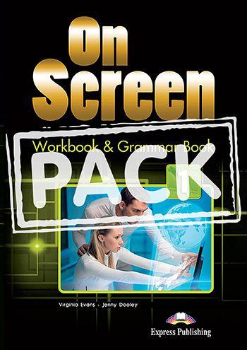 ON SCREEN 1 WORKBOOK & GRAMMAR BOOK (WITH DIGIBOOK APP) (INTERNATIONAL)