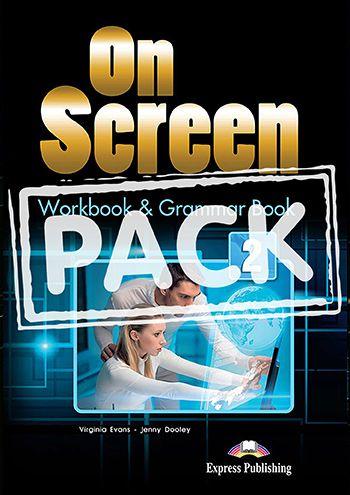 ON SCREEN 2 WORKBOOK & GRAMMAR BOOK (WITH DIGIBOOK APP) (INTERNATIONAL)