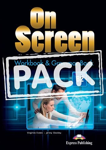 ON SCREEN B2 WORKBOOK & GRAMMAR BOOK REVISED (INTERNATIONAL) (WITH DIGIBOOK APP.)