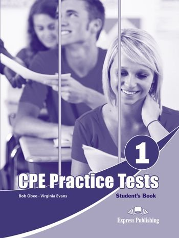 PRACTICE TESTS FOR THE REVISED CPE 1 (REVISED) STUDENT'S BOOK (WITH DIGIBOOKS APP.)
