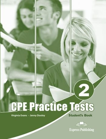 PRACTICE TESTS FOR THE REVISED CPE 2 (REVISED) STUDENT'S BOOK (WITH DIGIBOOKS APP.)