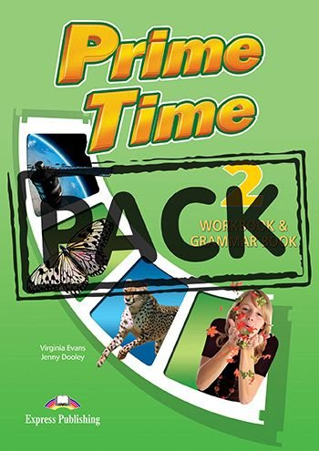 PRIME TIME 2 WORKBOOK & GRAMMAR (WITH DIGIBOOK APP) (INTERNATIONAL)