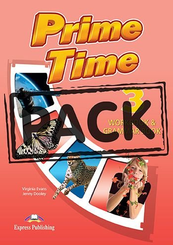 PRIME TIME 3 WORKBOOK & GRAMMAR (WITH DIGIBOOK APP) (INTERNATIONAL)
