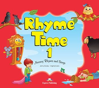 RHYME TIME 1 BIG STORY BOOK