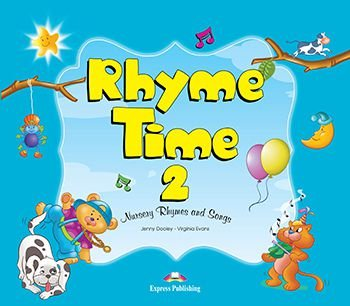 RHYME TIME 2 BIG STORY BOOK