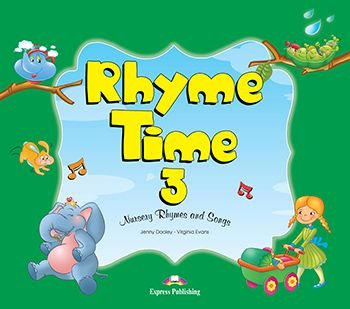RHYME TIME 3 STUDENT BOOK