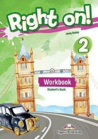 RIGHT ON! 2 WORKBOOK STUDENT'S BOOK (WITH DIGIBOOK APP) (INTERNATIONAL)