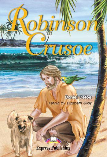 ROBINSON CRUSOE READER (GRADED - LEVEL 2)