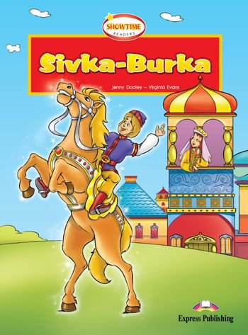SIVKA BURΚA READER WITH CROSS-PLATFORM APP. (SHOWTIME - LEVEL 2)