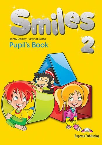 SMILES 2 PUPIL'S BOOK (INTERNATIONAL)