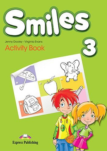 SMILES 3 ACTIVITY BOOK INTERNATIONAL