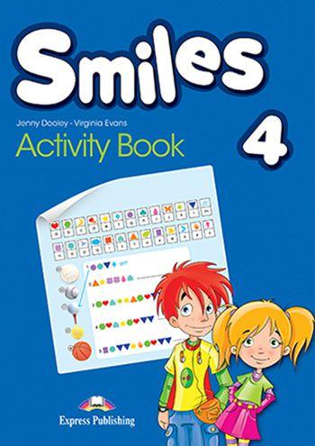 SMILES 4 ACTIVITY BOOK INTERNATIONAL