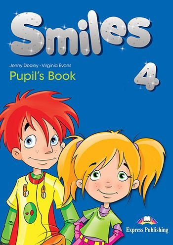 SMILES 4 PUPILS BOOK INTERNATIONAL