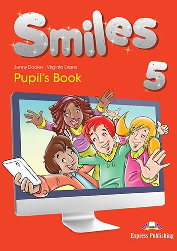 SMILES 5 PUPILS BOOK INTERNATIONAL