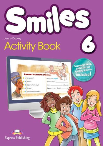 SMILES 6 ACTIVITY BOOK INTERNATIONAL