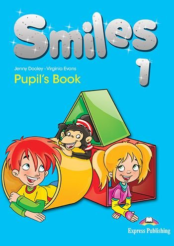 SMILES 1 US STUDENT BOOK (AMERICAN)