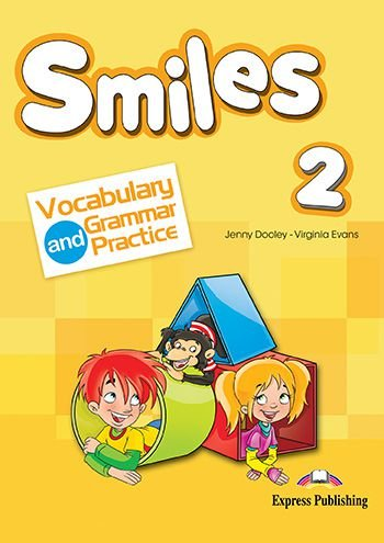 SMILES 2 US VOCABULARY & GRAMMAR PRACTICE (AMERICAN)