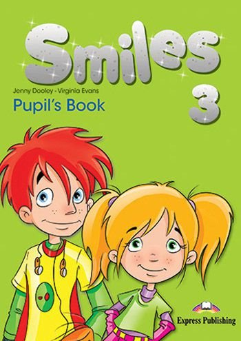 SMILES 3 US STUDENT BOOK (AMERICAN)