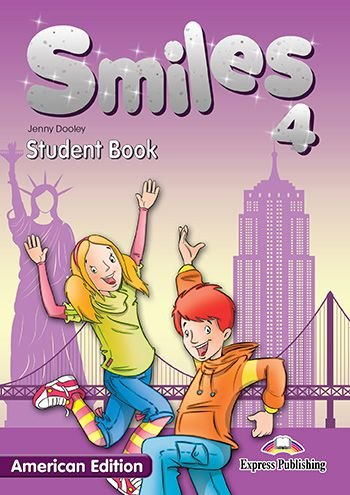 SMILES 4 US STUDENT BOOK (AMERICAN)
