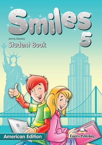 SMILES 5 US STUDENT BOOK (AMERICAN)
