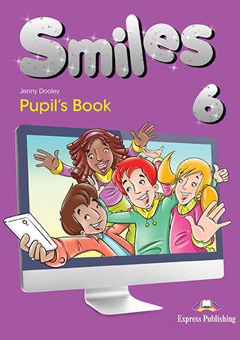 SMILES 6 PUPILS BOOK INTERNATIONAL