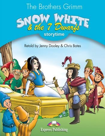 SNOW WHITE & THE 7 DWARFS (STORYTIME - STAGE 1) PUPIL'S BOOK WITH CROSS-PLATFORM APP.