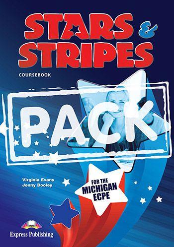 STARS & STRIPES MICHIGAN ECPE STUDENT'S BOOK (WITH DIGI-BOOK APP)