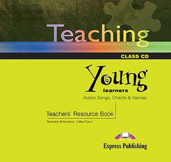 TEACHING YOUNG LEARNERS TEACHER'S BOOK CLASS CD