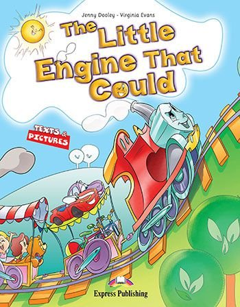 THE LITTLE ENGINE THAT COULD (EARLY) PRIMARY STORY BOOKS
