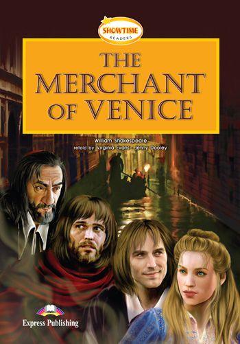 THE MERCHANT OF VENICE READER WITH CROSS-PLATFORM APP. (SHOWTIME - LEVEL 5)