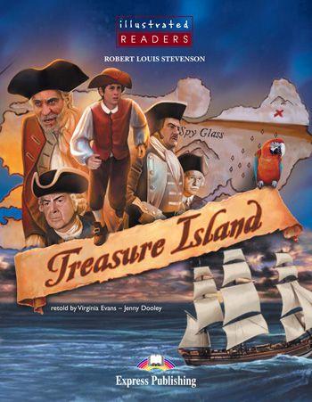 TREASURE ISLAND READER (ILLUSTRATED - LEVEL 2)