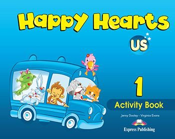HAPPY HEARTS US 1 ACTIVITY BOOK